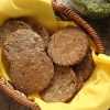 Gluten-Free Biscuits with Parsley Pesto